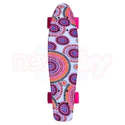 Детски скейтборд Byox Hippie 22