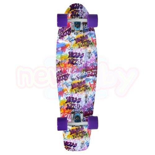 Детски скейтборд Byox Kitty 27