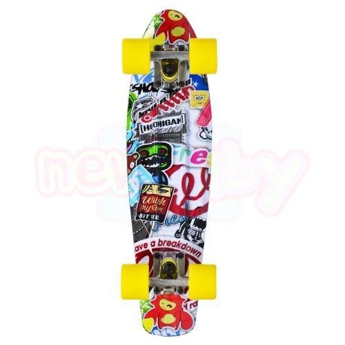 Детски скейтборд Byox Topic 22