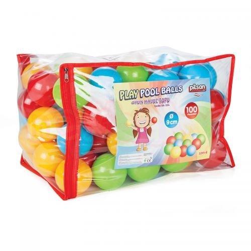 Детски топки за игра комлект Pilsan