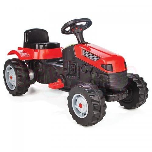 Детски трактор с педали Pilsan Active