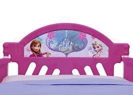 Детско легло Delta Children Frozen с 3D изображение