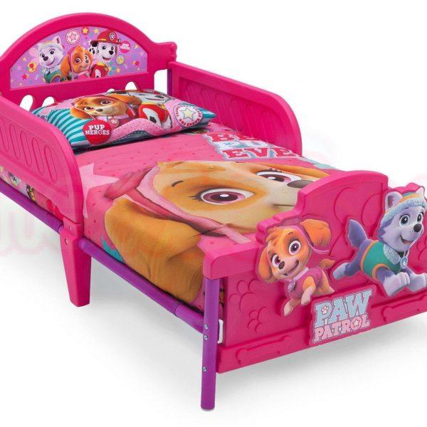 Детско легло Delta Children Paw Patrol с 3D изображение
