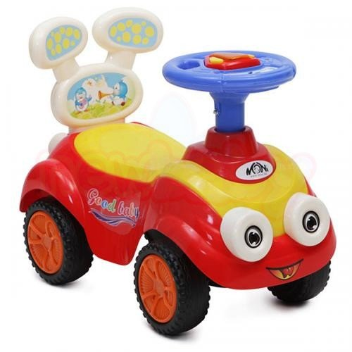Кола за бутане Moni Mini Toycar