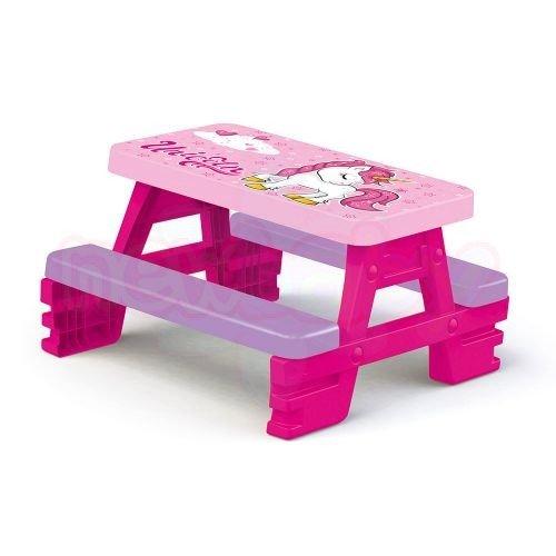 Маса с пейки за пикник Dolu Unicorn