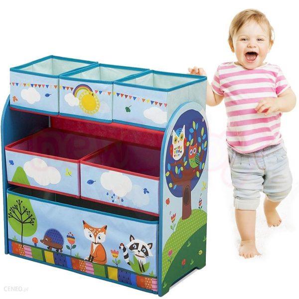Органайзер за играчки Delta Children Woodland