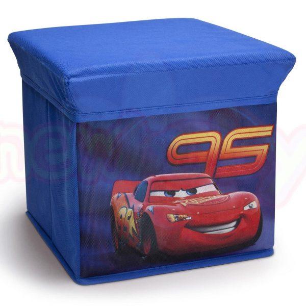 Сгъваема кутия за играчки Delta Cildren Cars