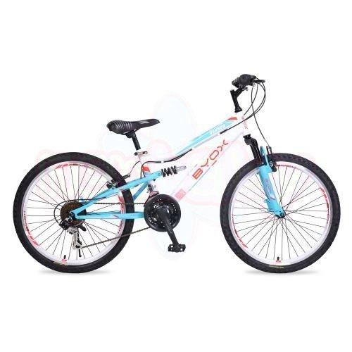 "Велосипед със скорости Byox 24"" VERSUS"