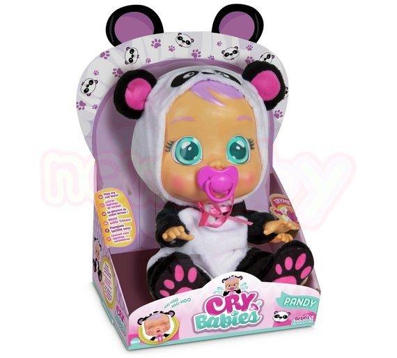 Кукла с истински сълзи IMC CRYBABIES