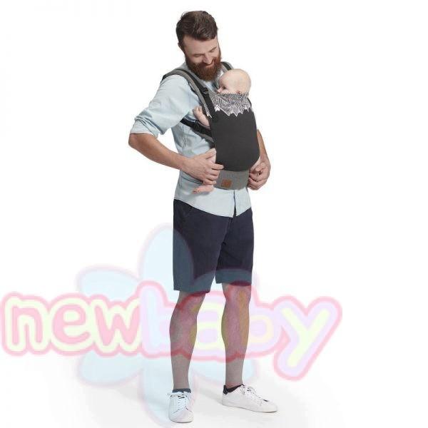 Кенгуру за бебе KinderKraft MILO