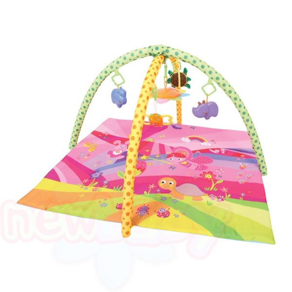 Активна гимнастика Lorelli Приказка розова