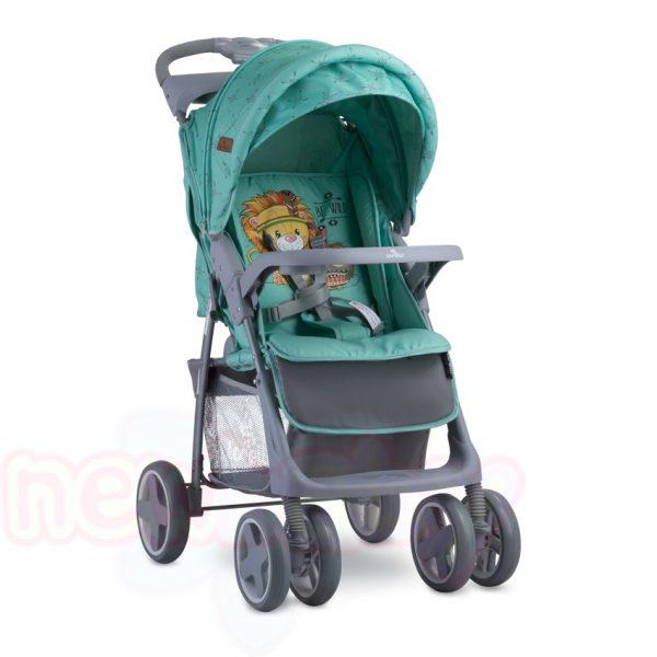 Бебешка лятна количка Lorelli FOXY