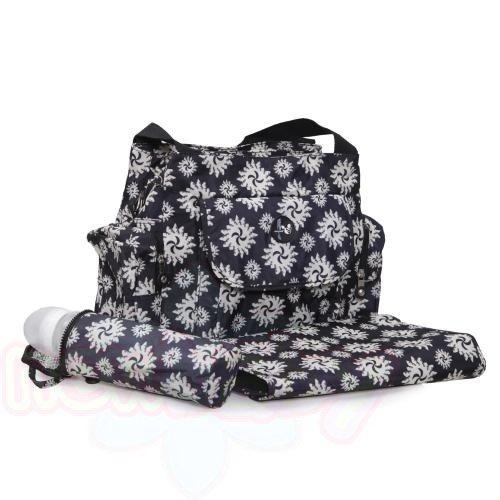 Чанта за бебешки аксесоари Cangaroo Karina