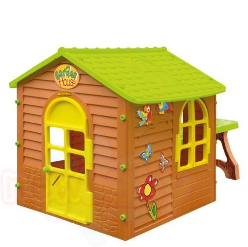 Детска къща с маса Mochtoys