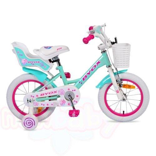 "Детски велосипед Byox 14"" Cupcake"