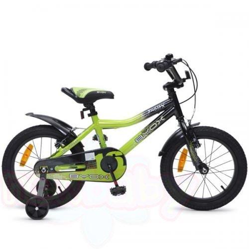 Детски велосипед Byox 16'' Fusion alloy