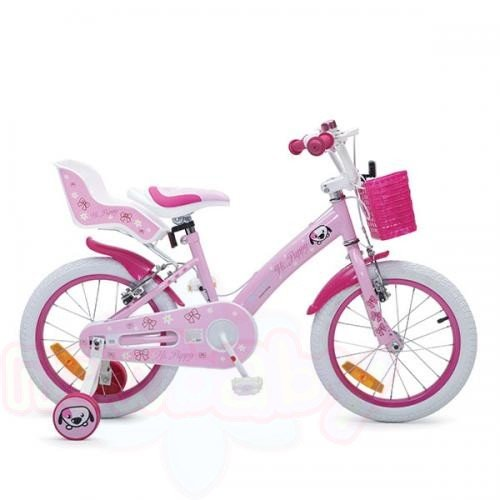 "Детски велосипед Byox 16"" Puppy"