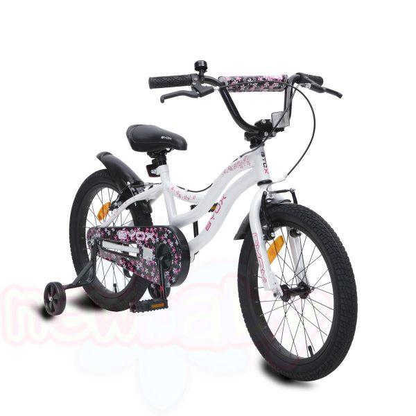"""Детски велосипед Byox 18"""" Daisy"""