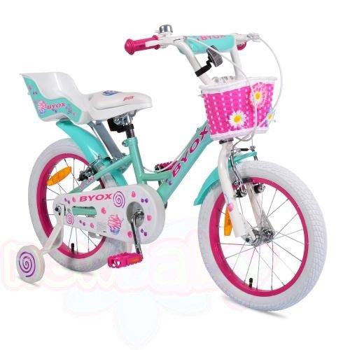 "Детски велосипед Byox 16"" Cupcake"