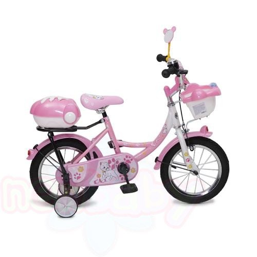 "Детски велосипед Moni 14"" - 1445"