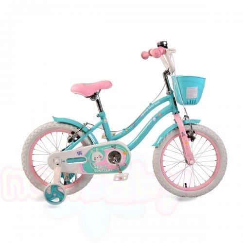 "Детски велосипед Moni 16"" - 1683"