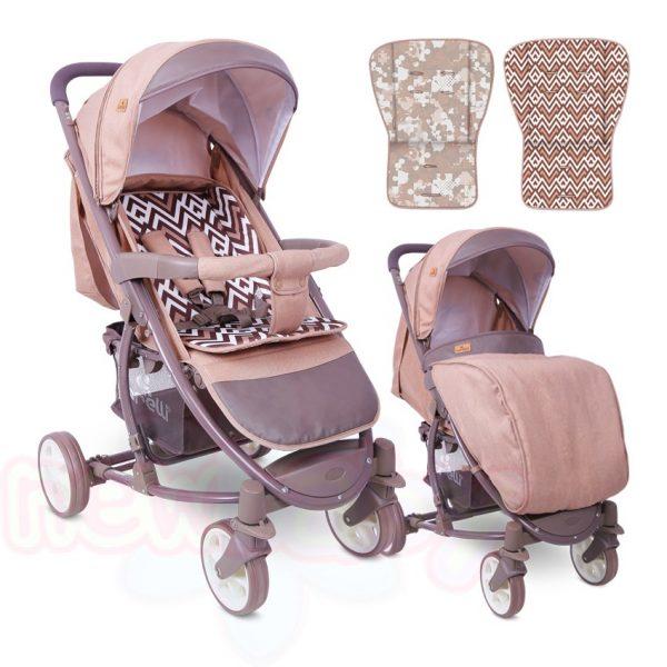 Комбинирана бебешка количка Lorelli S300