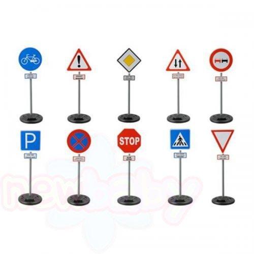 Комплект пътни знаци за деца Pilsan