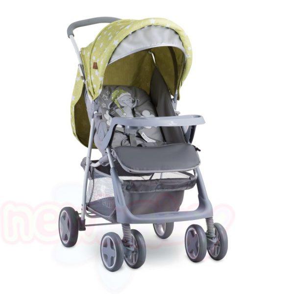 Лятна бебешка количка Lorelli TERRA с покривало