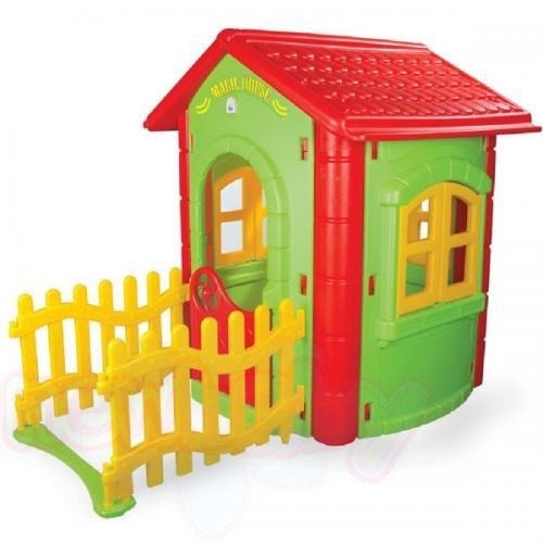 Магическа къща с ограда Pilsan