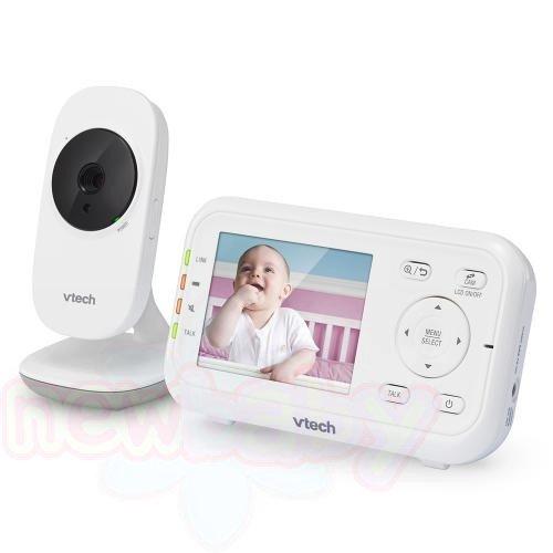 Видео бебефон Vtech Classic Safe&Sound VM3252