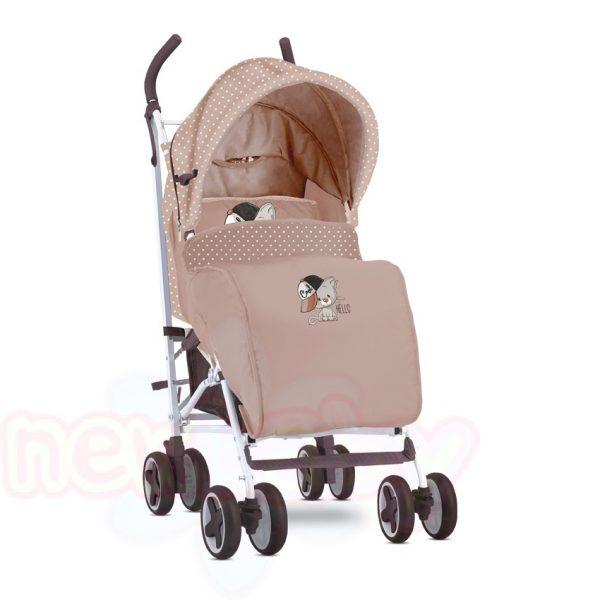 Бебешка лятна количка Lorelli IDA с покривало
