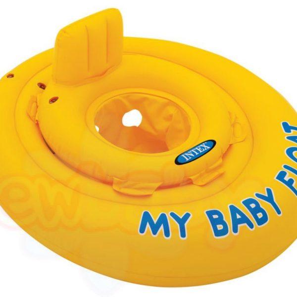 Бебешки надуваем пояс INTEX My Baby Float
