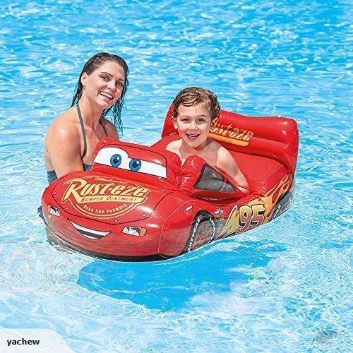 Детска надуваема лодка Disney Колите Intex