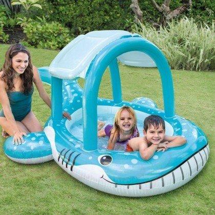Детски надуваем басейн Кит Intex