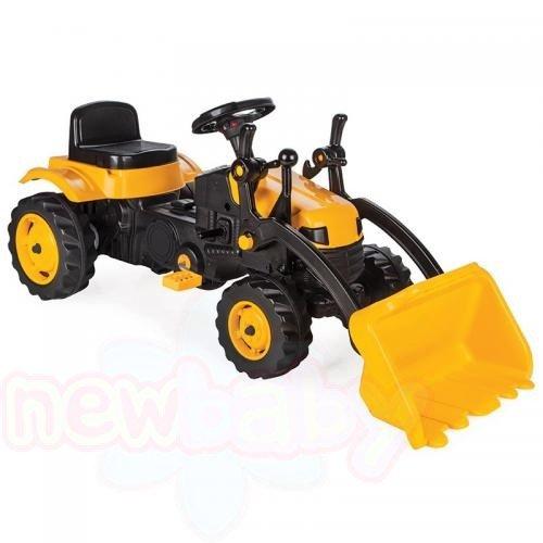Детски трактор с гребло Pilsan Active