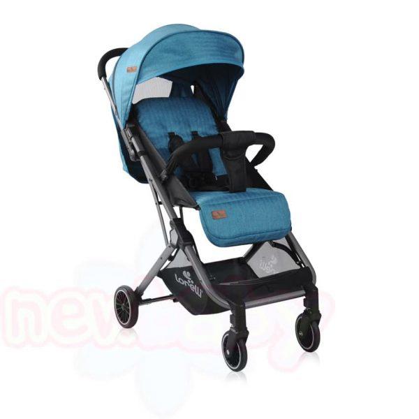 Комбинирана бебешка количка Lorelli FIONA