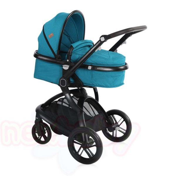 Комбинирана бебешка количка Lorelli LUMINA SET