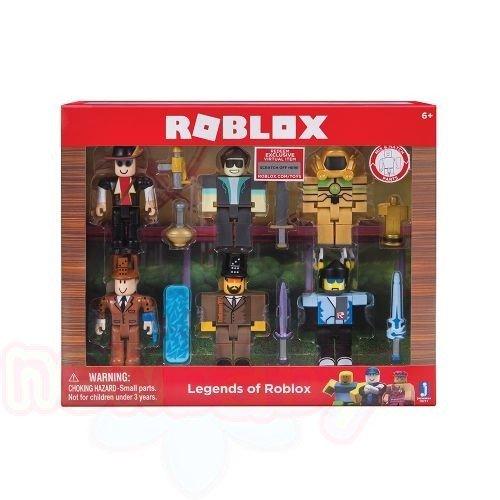 Комплект фигурки с аксесоари ROBLOX 6 бр.