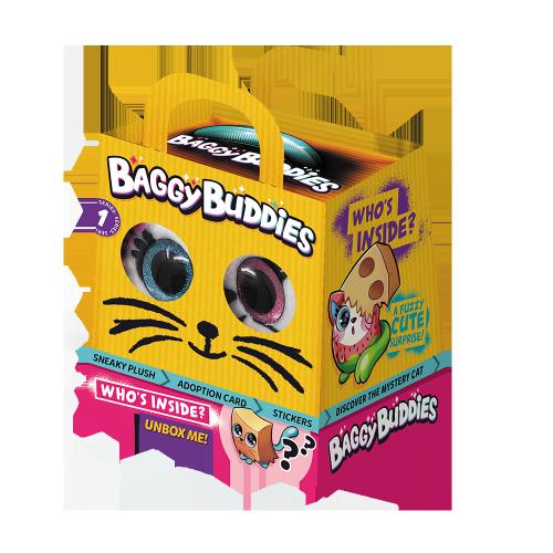 Коте изненада Baggy Buddies