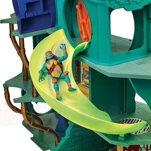 Тайното убежище на костенурките нинджа TMNT ROTMNT -1