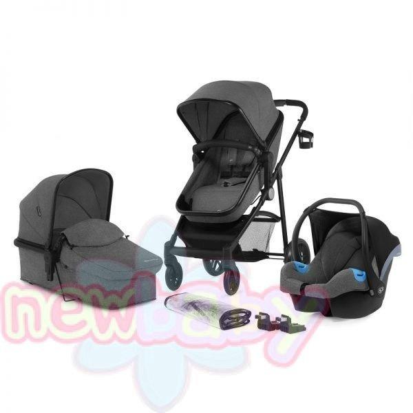 Бебешка количка 3в1 KinderKraft JULI