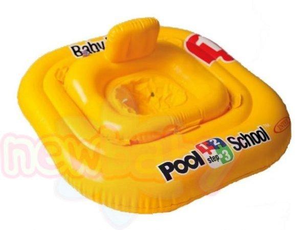 Бебешки надуваем пояс INTEX Deluxe Baby Float Pool School
