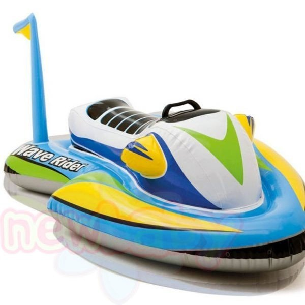 Надуваема играчка Джет INTEX Wave Rider Ride-on