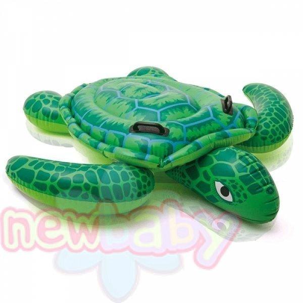 Надуваема играчка Костенурка INTEX LIL' Sea Turtle Ride-on