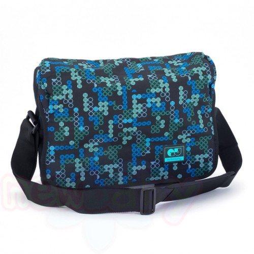 Ученическа чанта за рамо Ars Una AUtonomy Tetris