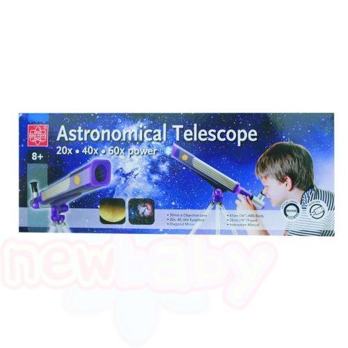 Астрономически телескоп с трипод Edu Toys
