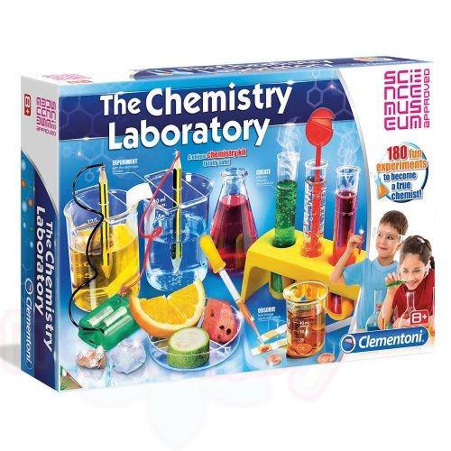 Химическа лаборатория Clementoni Science Play