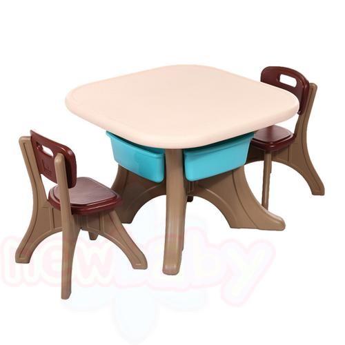 Маса с два стола Moni Garden Comfort