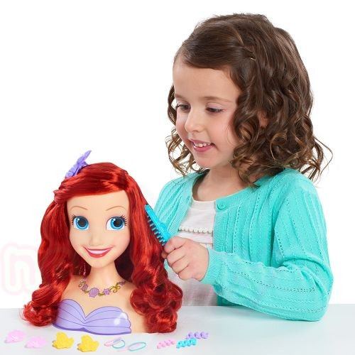 Модел за прически DISNEY PRINCESS Ариел