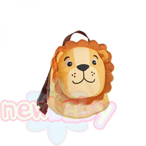 Детска раница с повод LittleLife Lion
